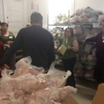 "Volunteers Help Bring ""Community"" to the Community Food Pantry"