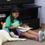 Good Dog Helps Make Good Readers at the LIFE Center
